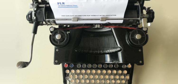 Communique Voir notre dernière lettre d'information
